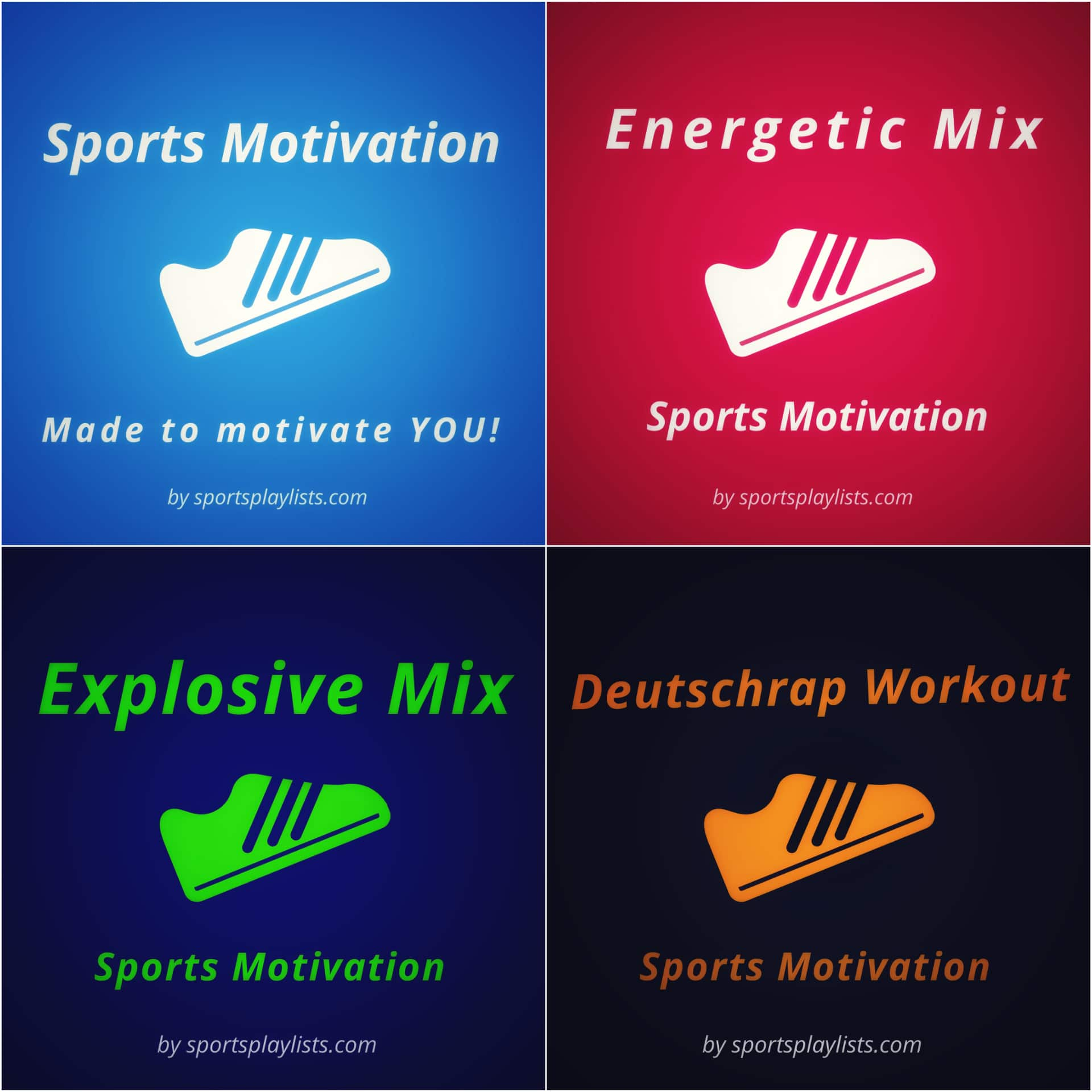 Sports Motivation Playlists